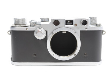 Pre-Owned - Leica IIIC (1943) Body Only (SN:395977) (Total Made::7,650)