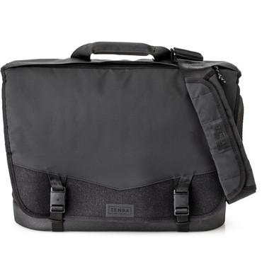 Tenba DNA 16 Slim Camera Messenger Bag (Black)