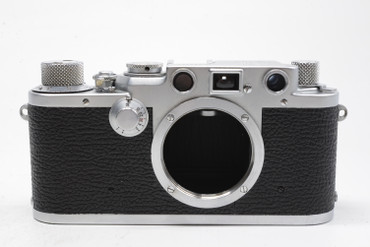 Pre-Owned Leica IIIF (1952) SN#: 589941, Body Only (Total made: 30,000)