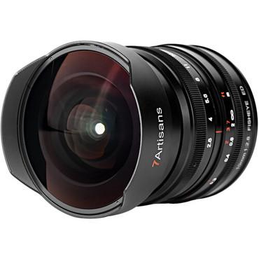 7artisans Photoelectric 10mm f/2.8 Fisheye Lens for Canon RF