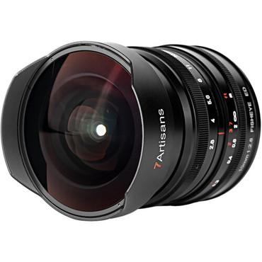 7artisans Photoelectric 10mm f/2.8 Fisheye Lens for Sony FE