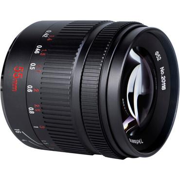 7artisans Photoelectric 55mm f/1.4 Mark II Lens for Nikon Z