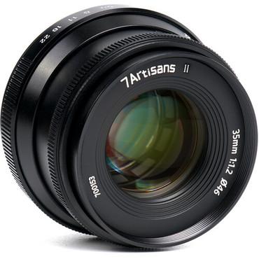 7artisans Photoelectric 35mm f/1.2 Mark II Lens for FUJIFILM X