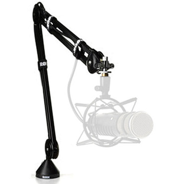 Studio Boom Arm For Broadcast Microphones
