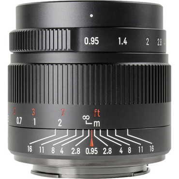 7artisans Photoelectric 35mm f/0.95 Lens for Micro Four Thirds