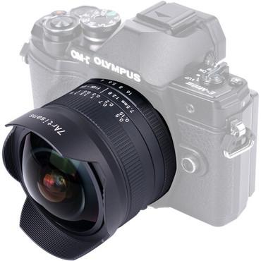 7artisans 7artisans Photoelectric 7.5mm f/2.8 II Fisheye Lens for Micro Four Thirds