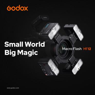 MF12 Macro Flash 2-Light Kit