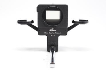 Pre-Owned - Nikon PS-4  Slide Copying Adapter