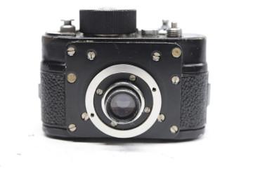 Pre-Owned- KMZ Ajax F-21 KGB Spy Camera (1951-1955) w/28mm F/2.8 Lens