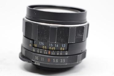 Pre-Owned- Pentax 28mm F/3.5 SMC Takumar M42 Screw Mount Manual Focus Lens