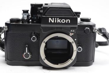Pre-Owned - Nikon F2AS Photomic 35mm Film Camera Body w/DP-12