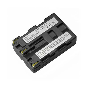 Promaster  Li-ion Battery for Sony NP-FM500H
