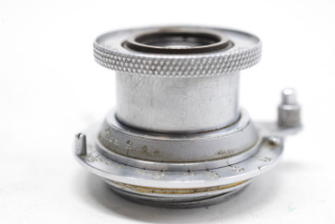 Pre-Owned - Leica 5cm (50mm) f/3.5 Elmar Collapsible (1935) Screw Mount Lens, (Total made: 48,234) SN: 261588
