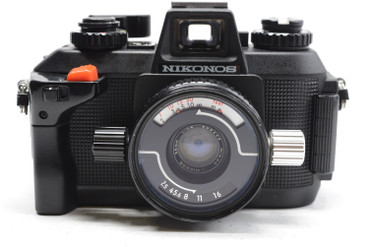Pre-Owned - Nikonos IV-A With 35mm F/2.5 Lens