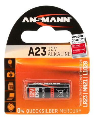 A23 12V ALKALINE