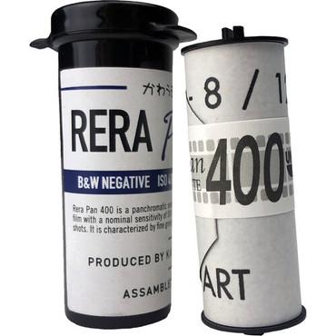 ReraPan 400 Black and White Negative Film (127 Roll Film)