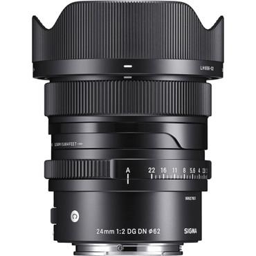 Sigma 24mm f/2 DG DN Contemporary Lens for Sony E