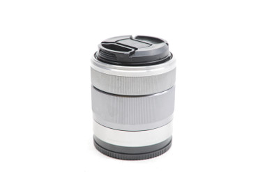 Pre-Owned - Sony 18-55mm F/3.5-5.6 OSS Zoom Silver E-Mount