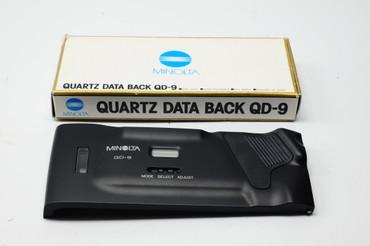 Minolta Quartz Data Back QD-9