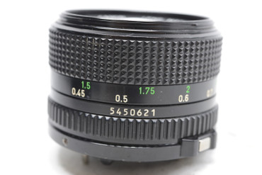 Pre-Owned - Canon 50mm FD F/1.4 Manual  Focus Lens
