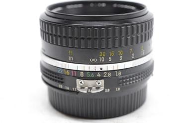 Pre-Owned Nikon Nikkor 50mm F/1.8 AI