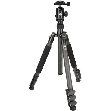 Sirui ET-2204 Carbon Fiber Tripod with E-20 Ball Head