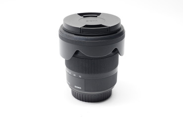 Pre-Owned Sigma 17-70MM F/2.8-4 DC Macro OS for Canon
