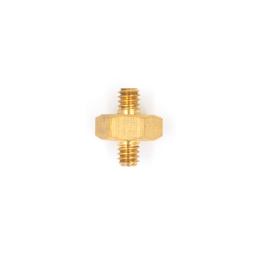 "Promaster Short Adapter Spigot 1/4""-20 male - 1/4""-20 male"