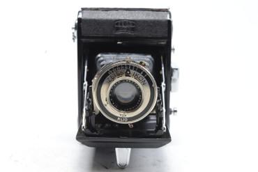 Pre Owned Zeiss Ikon Nettar 515 w/7.5 cm(75mm) F/4.5 Anastigmat Lens