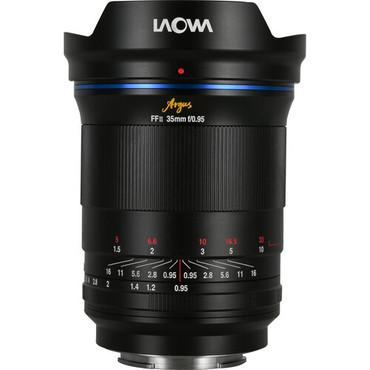 Venus Optics Laowa Argus 35mm f/0.95 FF Lens for Canon R
