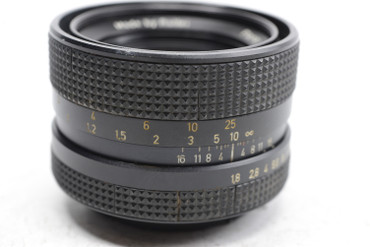 Pre-Owned- Rollei HFT 50mm F/1.8 Planar Lens