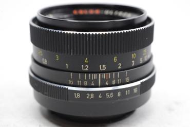 Pre-Owned Voigtlander Color-Ultron 50mm F/1.8 Rollei mount