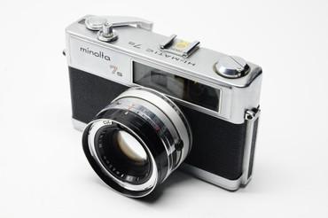 Pre-Owned - Minolta HI-Matic 7S W45MM F1.8 Rokkor lens range finder