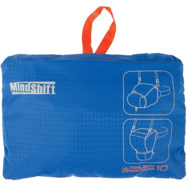 MindShift UltraLight Camera Cover 10 - Tahoe Blue