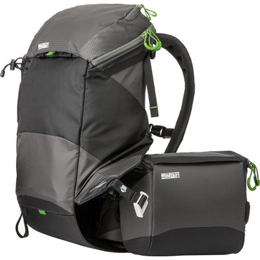 Mindshift rotation180° Panorama Backpack-Charcoal