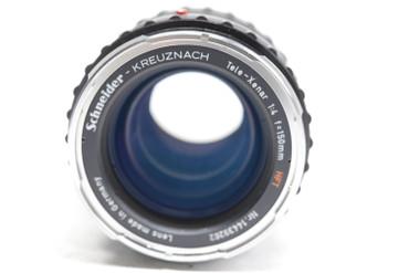 Pre-Owned - Schneider-Kreuznach HFT 150mm F/4.0 Tele-Xenar PQ Lens  for Rolleiflex 6000 Series
