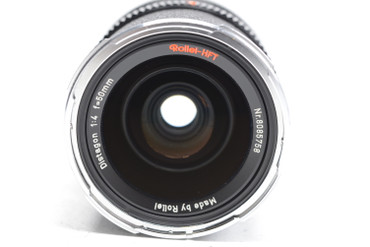 Pre-Owned - Rollei-HFT Distagon 50mm F/4.0 Lens for Rolleiflex 6000 Series/SLX
