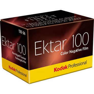 Kodak Ektar 35mm Film 100 36 Exp. (Color)