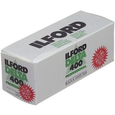 Ilford Delta 120 Film 400 (B&W)