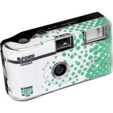 HP-5 Plus Single Use Camera W/Fflash 27Exp