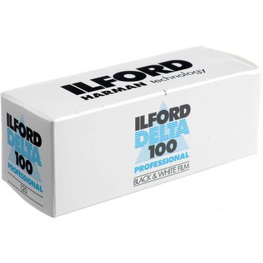 Ilford Delta 120 Film 100 (B&W)