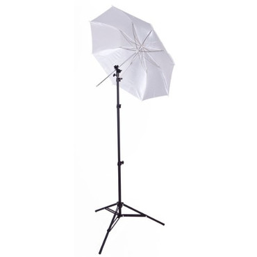 "43"" COLLAPSIBLE UMBRELLA FLASH KIT"