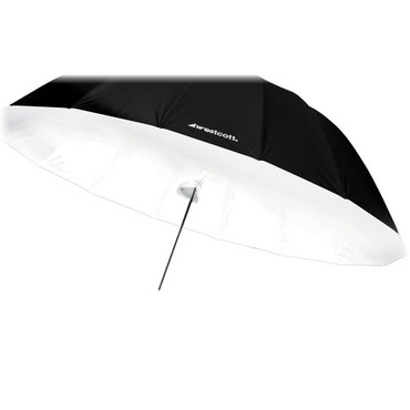 White Diffusion Cover F/ Parabolic Umbrella 4631D