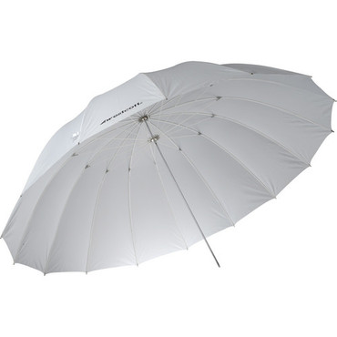 7' Parabolic Umbrella (White Diffusion)