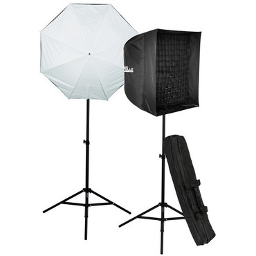 Halo & Apollo Speedlite 2-Light Kit