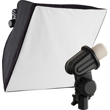 "411-Ulite W/Attached 20""Soft Box"
