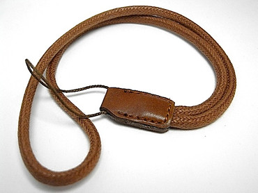 Wrist Carrying Strap Brown