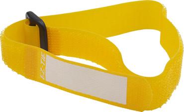 EZ-TIE Deluxe Cable Ties 0.78 X 16.1''-Yel(10 Pk)