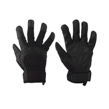 Ku-Hand Grip Gloves,Goatskin-(M), Blk