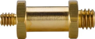 Hex Stud 3/8-Inch-16 M & 1/4-Inch-20 M